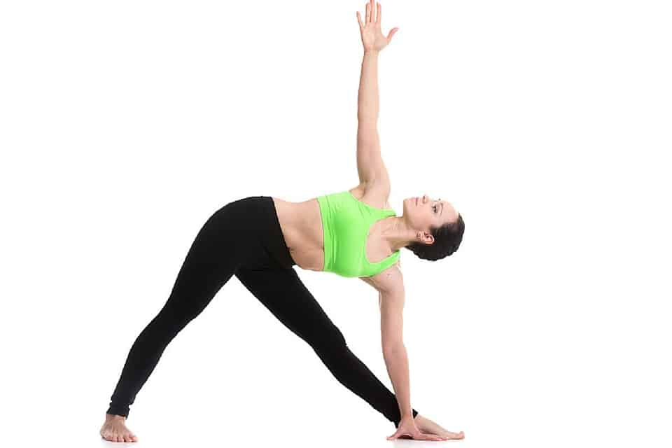 Triangle Pose- Yoga and Urology (1)